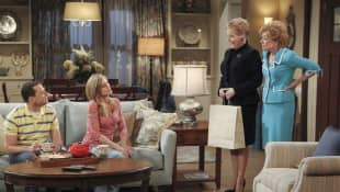 """Courtney Thorne-Smith bei """"Two and a half Men"""""""