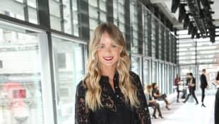 Cressida Bonas, London Fashionweek