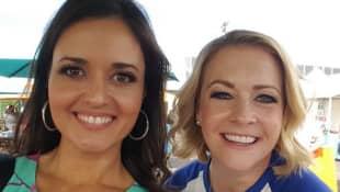 Danica McKellar und Melissa Joan Hart