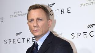 """Daniel Craig bei der Premiere zu """"James Bond 007: Spectre """" in Paris 2015"""