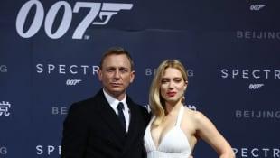 Daniel Craig und Lea Seydoux