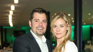 Die Beziehung von Daniel Fehlow und Jessica Ginkel blieb lange geheim