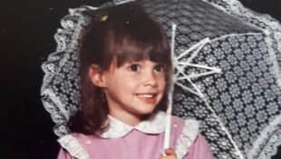 Daniela Katzenberger als Kind