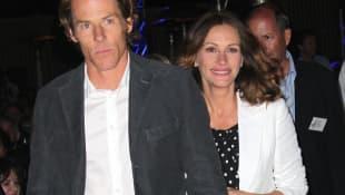 Danny Moder und Julia Roberts