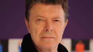 David Bowie ist am 10. Januar 2016 verstorben