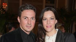 David Gardner und Liv Tyler