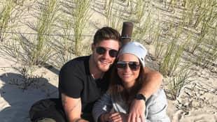 Denise Temlitz und Pascal Kappes sind ein Paar