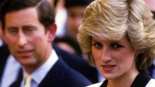 Diana und Prinz Charles zweifelhafte Gefühle