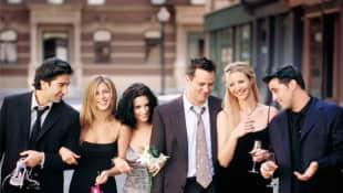 """""""Friends"""" ist eine der beliebtesten Sitcoms aller Zeiten!"""