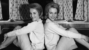 Die Kessler-Zwillinge Alice und Ellen