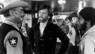 Kris Kristofferson, Ernest Borgnine, Ali McGraw Convoy US-Serie 1970er Jahre