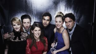 "Die Stars aus ""The Big Bang Theory"" (2017)"