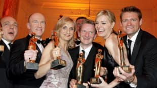 "Die ""Switch reloaded""-Stars beim Romy Award 2009"