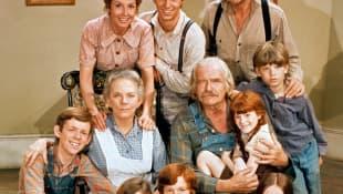 """""""Die Waltons"""" Familie"""