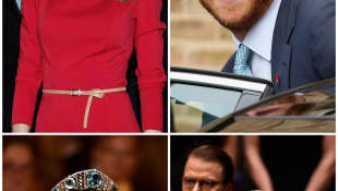 Royal Scandals Prince Harry