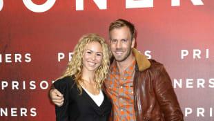 Dominic Boeer und Freundin Alexandra Hipwell