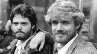 Donny Osmond und John Schneider