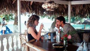 Elisabeth Shue und Tom Cruise