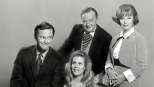 Elizabeth Montgomery, Dick York, Maurice Evans, Agnes Moorehead, Erin Murphy