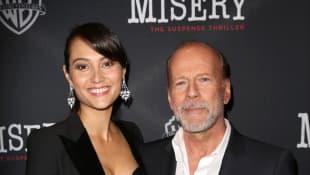 Emma Heming und Bruce Willis