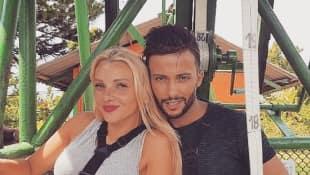 Evelyn Burdecki und Domenico de Cicco