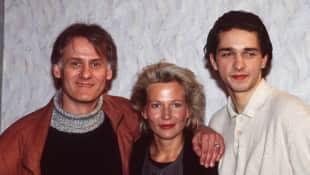 "Ehemalige ""GZSZ"": Schauspieler Angela Neumann, Frank Thomas Mende und Andreas Elholz"