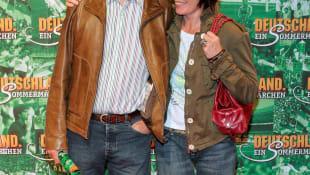 Günther Jauch und seine Frau Thea 2006