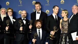 """Der Cast von """"Game of Thrones"""" bei der 70. Emmy-Verleihung"""