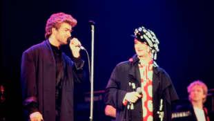 George Michael und Boy George