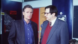 Gerd Baltus und Robert Atzorn