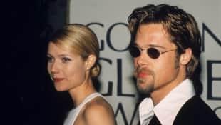 Gwyneth Paltrow und Brad Pitt Paar Beziehung Darum hat es nicht geklappt