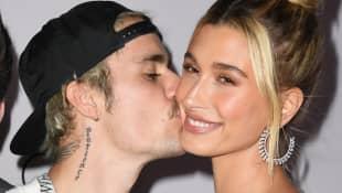 Hailey und Justin Bieber