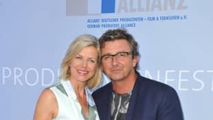 Hans Sigl und Susanne Kemmler