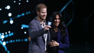 Prinz Harry und Herzogin Meghan geben Spotify Podcast Deal bekannt