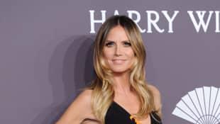 Heidi Klum ist seit drei Jahren mit Vito Schnabel liiert Topmodel Kunsthändler