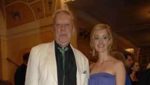 Heinz Baumann und Judith Richter