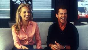 Helen Hunt und Mel Gibson