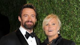 Hugh Jackman und seine Ehefrau Deborra-Lee Furness
