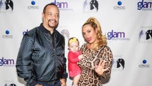 Ice-T, Tochter Chanel und Coco Austin