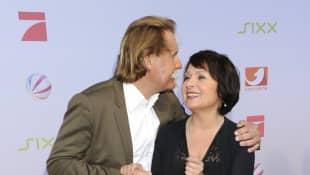 Ingo Lenssen und Angelika Kallwass