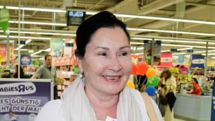 Ingrid Codalis, die Frau von Costa Cordalis