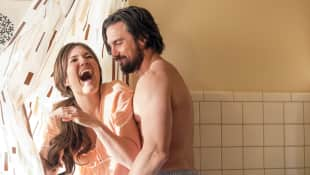 Jack and Rebecca Pearson in 'This Is Us'