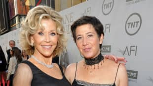 Jane Fonda und Vanessa Vadim