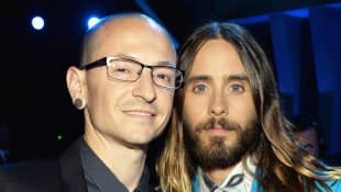 Jared Leto Chester Bennington Awards