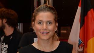 Jeanette Biedermann hat ihren Vater an den Krebs verloren