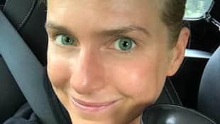 Jeanette Biedermann ungeschminkt