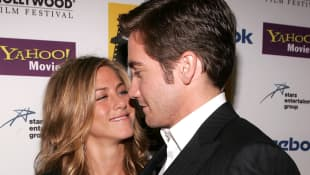 Jennifer Aniston und Jake Gyllenhaal
