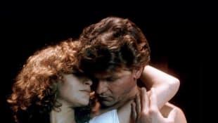 Jennifer Grey und Patrick Swayze in einer Szene aus dem Film 'Dirty Dancing'