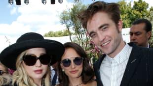 Jennifer Lawrence Robert Pattinson Natalie Portman
