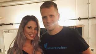 Facebook-Post Iris Klein Jenny Frankhauser und Oliver Pocher verlobt Kind